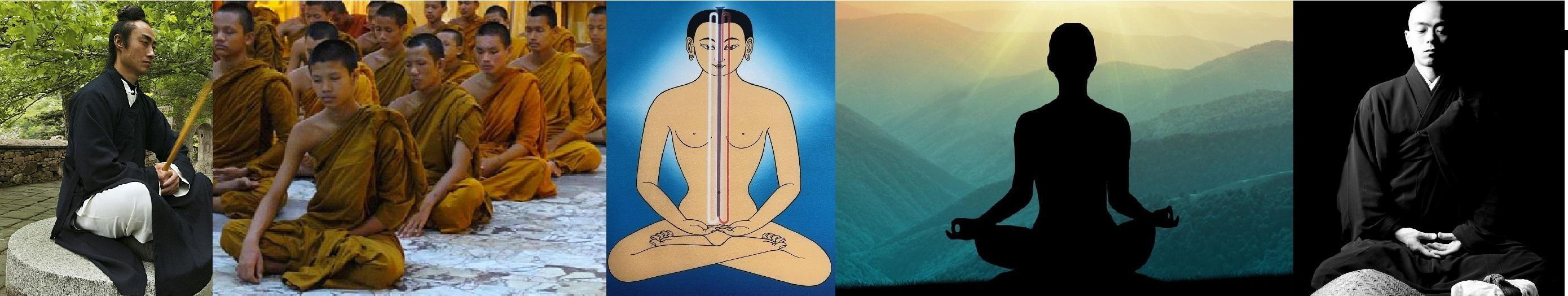 meditation-collage